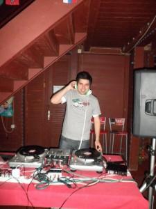 DJ Remeo pripreme