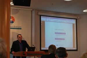 Prezentacija Kupinda na konferenciji e- Srbija