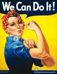 J.Howard Miller, We Can Do It!