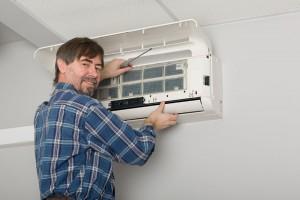Čišćenje filtera na klima uređaju
