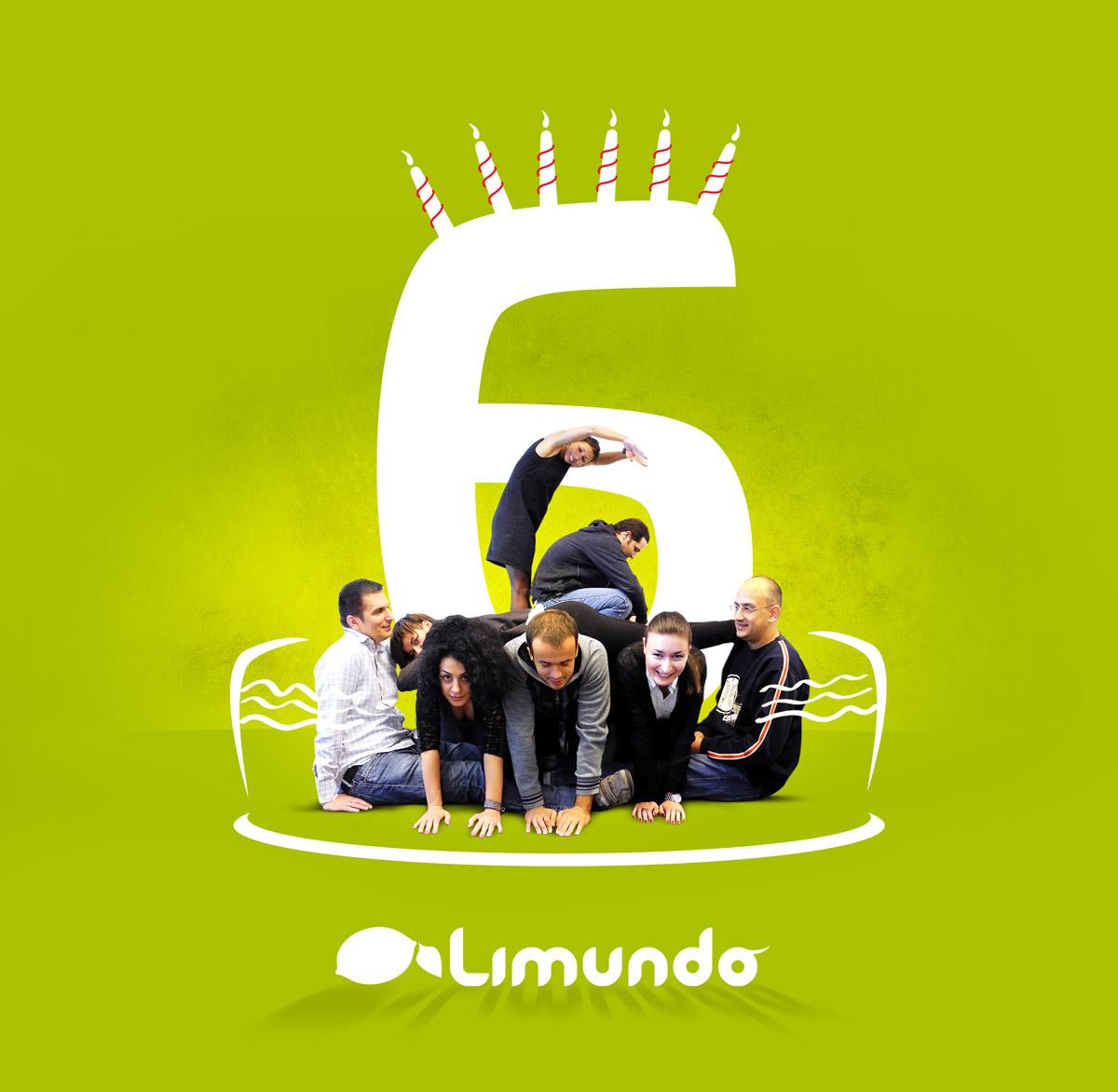 Limundo blogerska rođendanska torta