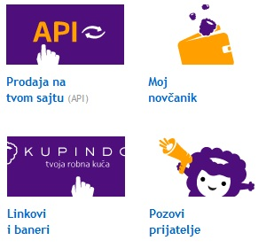 Zarada preko Interneta – Kupindo affiliate program