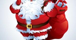 Stiže Deda Mraz!