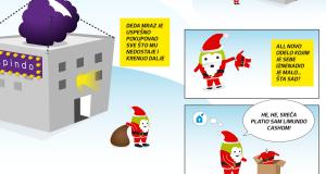 Deda Mraz u epizodi: Izgubljeni pokloni