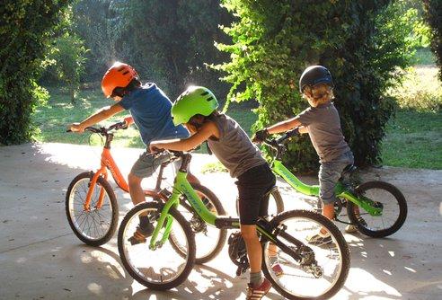 Kako izabrati bicikl za dete?