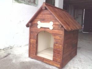 Etno kućica za psa