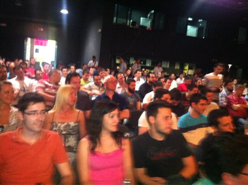 Prvi srpski PHP meetup