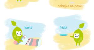 Šta volite da igrate na plaži?