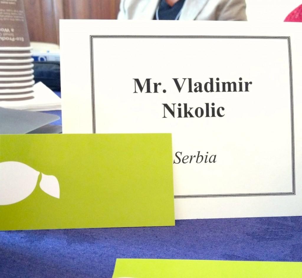 Vladimir Nikolić ANB 2012 Serbia