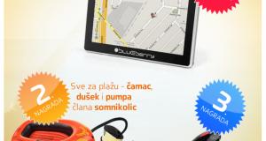 Osvojite GPS