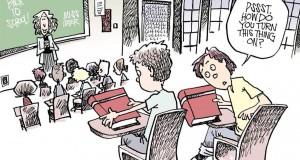 Pripreme za polazak u školu