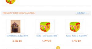 Kupindo vidžet: Primena API-ja u tri slike