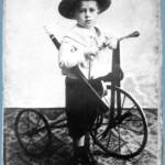 Petogodišnji Miloš Crnjanski u Temišvaru