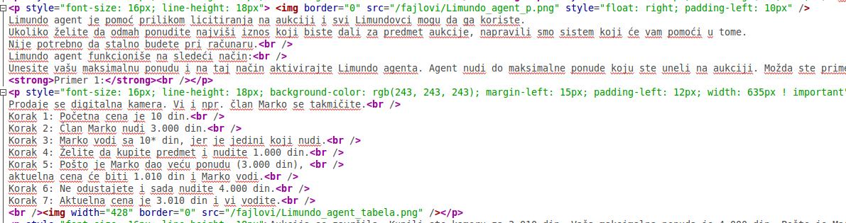 Gradnja Limundo pomoci kod