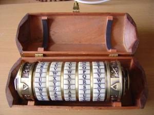 Cryptex (Kriptex) iz filma Da Vinčijev kod