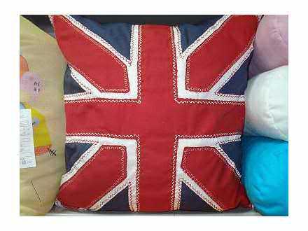 Jastuče Velika Britanija
