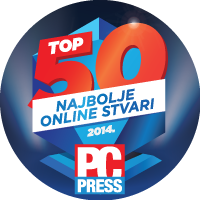 PC Press TOP 50 najbolje na webu 2014.