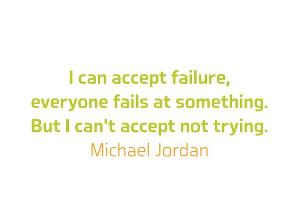 Probaj Michael Jordan citat