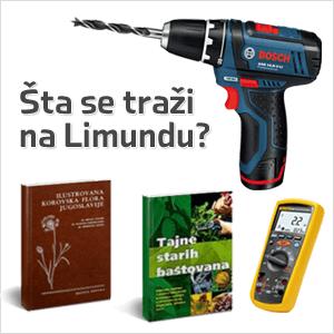 Šta se traži na Limundu