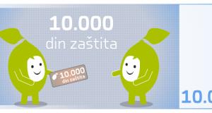 Za kupoprodaju bez brige – L/K Zaštita proširena na 10.000 dinara!