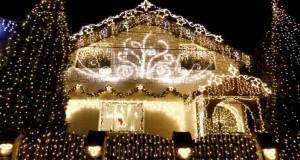 Kako se ukrašava dom za Novu godinu – voždovačka kuća iz bajke