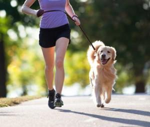 trčanje sa psom