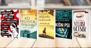 [Osmomartovska akcija] Delfi knjižare poklanjaju knjige u izdanju Lagune!
