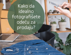 Kako fotografisati odeću